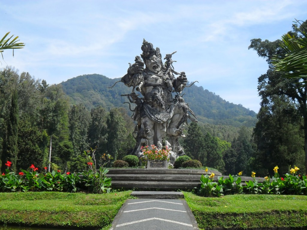 Bali botannical garden
