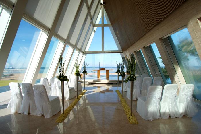 Chapel Interiors