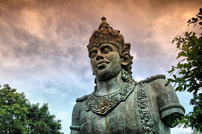 Culture Park Statue
