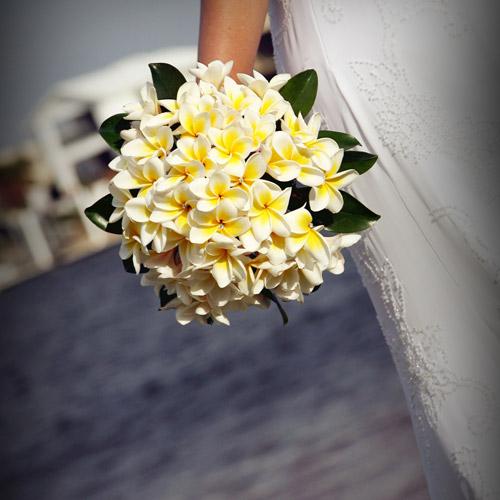 Bridal Blooms In Bali Wedding Bali
