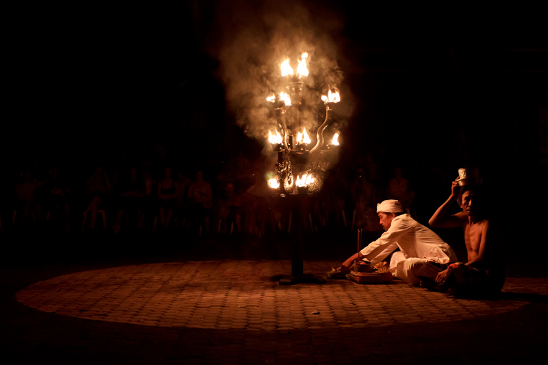 Traditional Kecak Dance