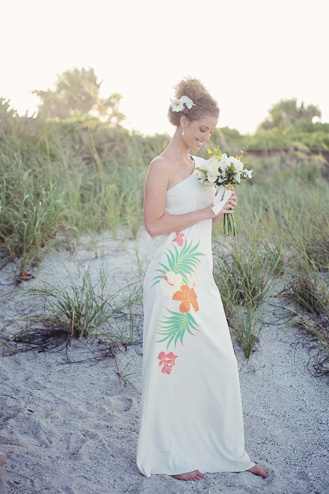 5 steps to getting that perfect bali beach wedding dress